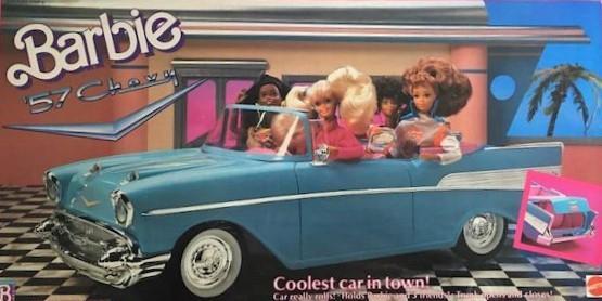 Barbie 1957 Chevrolet Bel Air