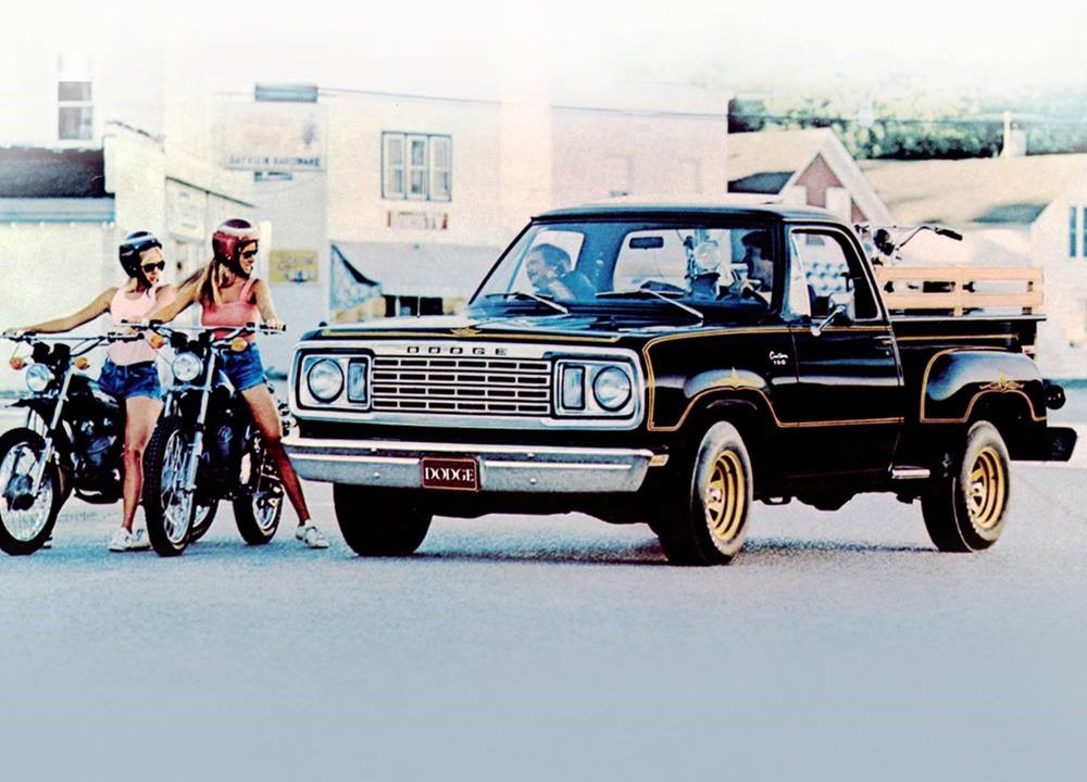 1972-80 Dodge D/W Series trucks