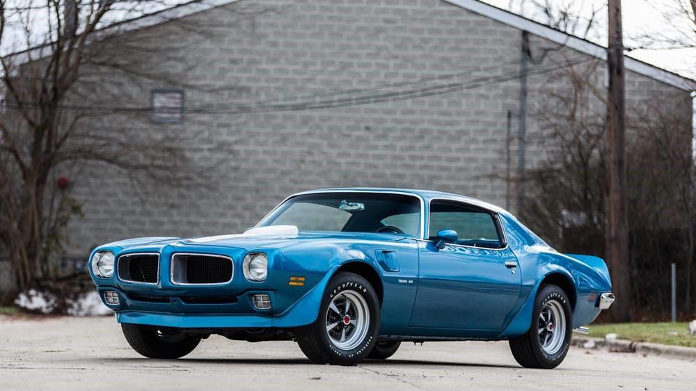 1970-81 Pontiac Trans Am