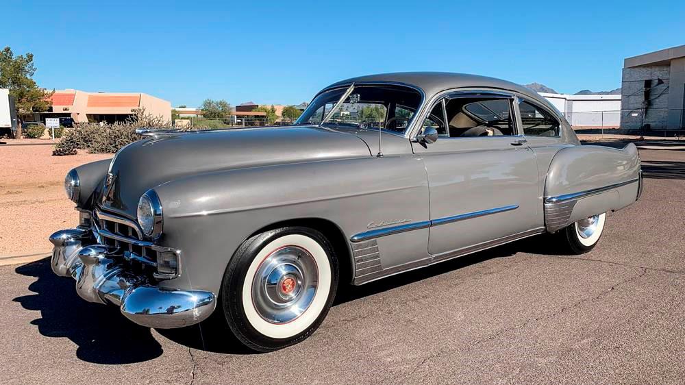 1948-53 Cadillac Series 62